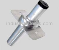 Autoloc DP3500 Aluminum Door Popper with Mounting Plate