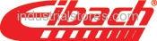 Eibach Power Spring Kit EIB2564.680 Mercedes C-Class Sports Coupe W203 4 Cylinder 2002 to 2004