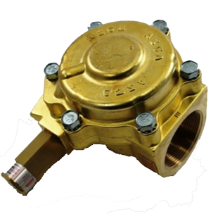 """Asco P210A15 Air Operated Valve 1/2"""" 5-125 PSI"""