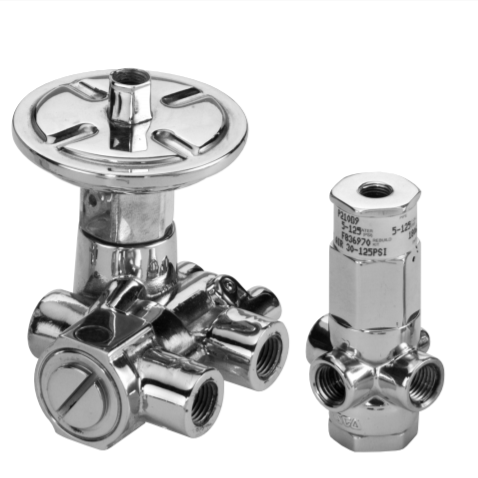 """Asco P320A37 Air Operated Valve 1/4"""" 125 PSI"""