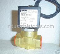 Parker 250-38716 Electric Valve 3/8 - 7/16 Orifice 250psi