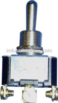 AVS SW1 3 Prong Toggle Switch Momentary