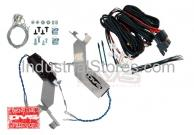 AVS SDKGM88-WH Bolt in Door Actuators with Wiring Harness - 1st Generation S10 or 88-98 Chev