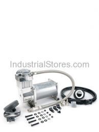 Viair 32538 Compressor Chrome 33% Duty (24V)