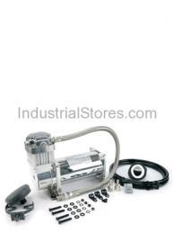 Viair 35033 Compressor Chrome 100% Duty