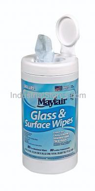 Sellars 99806 Mayfair Window Cleaning White Wet Wipe 80CT (6/Case)