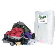 Sellars 99311 Reclaimed Rags Multi-Color Knit Polo 10lb (5 bags per case)
