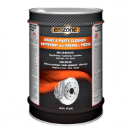 Emzone 44141 Brake & Parts Cleaner Non-Chlorinated 5-Gallon Pail with Threaded opening for Spigot