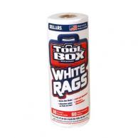 Sellars 51056 TOOLBOX Z400 White Rags Small Roll (30/Case)