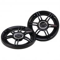 "Crunch CS65CXS CS Speakers (6.5"" Shallow Mount, Coaxial, 300 Watts)"