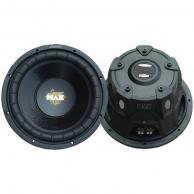 "LANZAR MAXP124D MaxPro Series Small 4ohm Dual Subwoofer (12"", 1,600 Watts)"