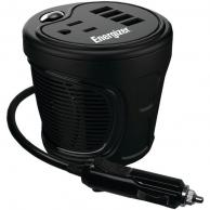 Powerbright EN180 12-Volt Cup Holder Power Inverter (180 Watts)