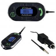 Axxess AXM-DC5 Wireless 3.5mm FM Modulator