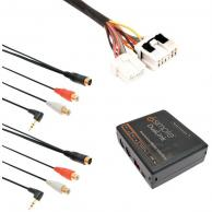iSimple ISNI531 Dual Auxiliary Audio-Input Interface (For select Nissan(R)/Infiniti(R))