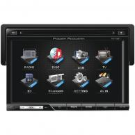 "POWER ACOUSTIK PD-710B 7"" Single-DIN In-Dash TFT/LCD Touchscreen DVD Receiver (With Bluetooth(R))"