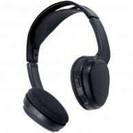 POWER ACOUSTIK WLHP-200 1-Channel Wireless IR Headphones